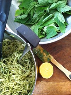 nettle recipe The Healing Kitchen