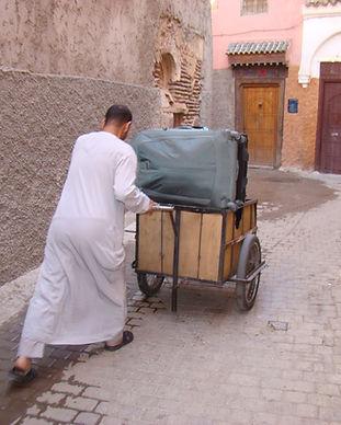 Riad Bab 54 - Transfer - Carrossa