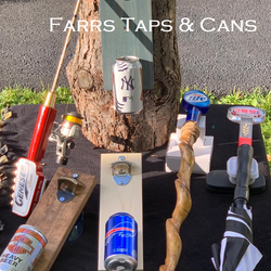 Farrs Taps and Cans