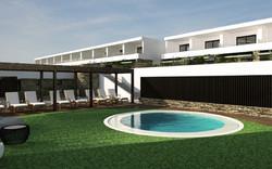 Solario de apartamentos