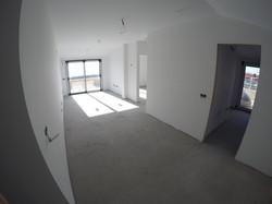 Habitación edificio de viviendas