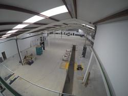 Nave industrial para taller mecánico