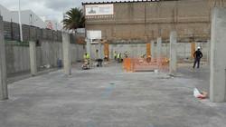 Roque Nublo construcciones