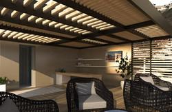 Solario de hotel
