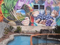Mural exteriores