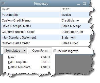Improve your Company's Brand Identity with Customized Sales Forms in QuickBooks