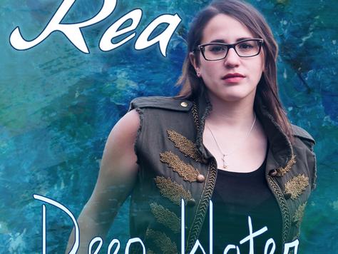 "Rea releases new single, ""Deep Water"""