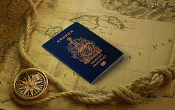 Official Passport of Canada,Canadian pas