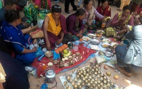 Nepal Festivals •April 2017