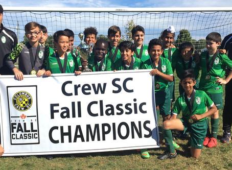 Erin Mills Soccer Club Takes Over Columbus, Ohio