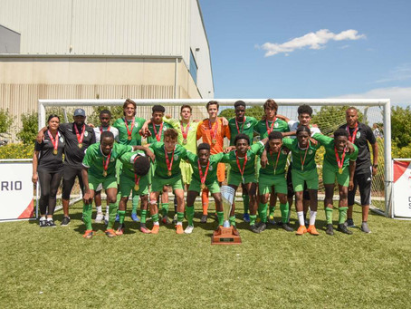 TWO AMAZING GOALS SECURES ONTARIO CUP FOR ERIN MILLS EAGLES