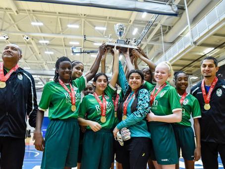Erin Mills Eagles U13 Girls bring home the club's first Ontario Futsal Championship