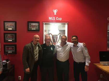 Erin Mills Soccer Club recognized by Toronto FC