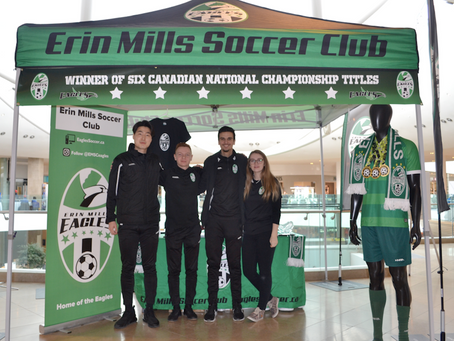 EMSC at the 2019 Sports & Camp Show
