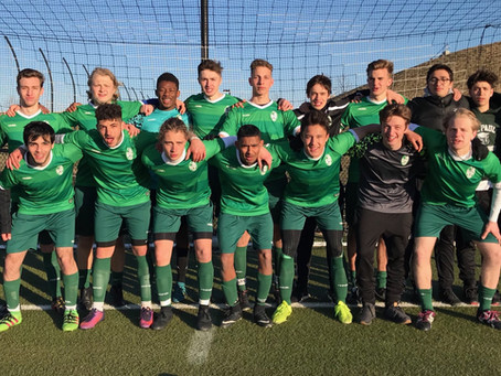 U18 Boys Conquer in Guelph