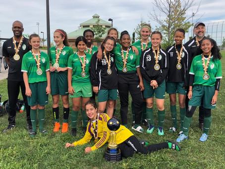 Empowering Girls Through Sport