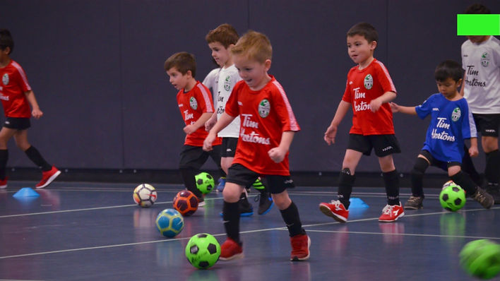 March Break Soccer Camp