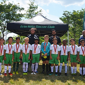 The EMSC U8-U13 Competitive Teams