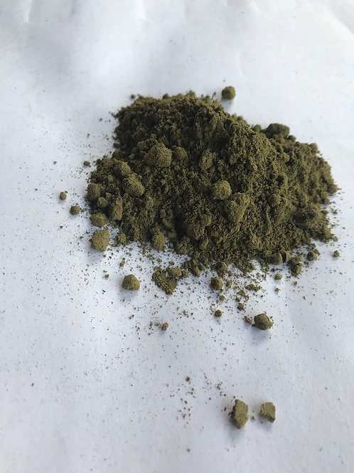 Green Bali/Borneo Kratom Powder Blend 1 oz (28g) Mitragyna Speciosa powder