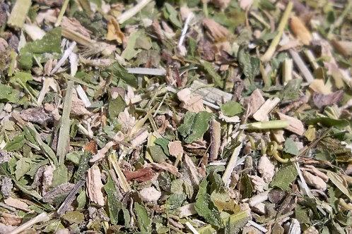 ORGANIC SMOKING NATURAL HERBS1 OZ 28 (GRAMS) NATURAL herbal incense