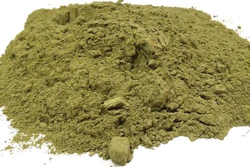 Green Borneo Kratom Powder (125grams) Mitragyna speciosa powder