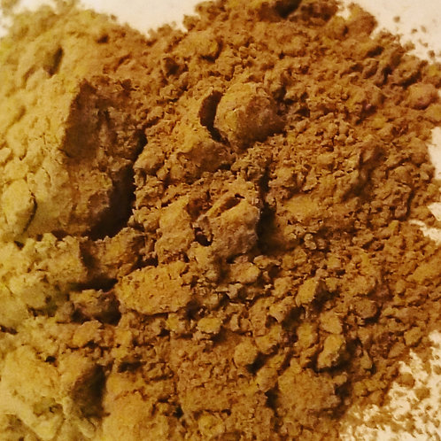 Golden Vein Borneo Kratom Powder 1oz(28grams) Mitragyna Speciosa Powder