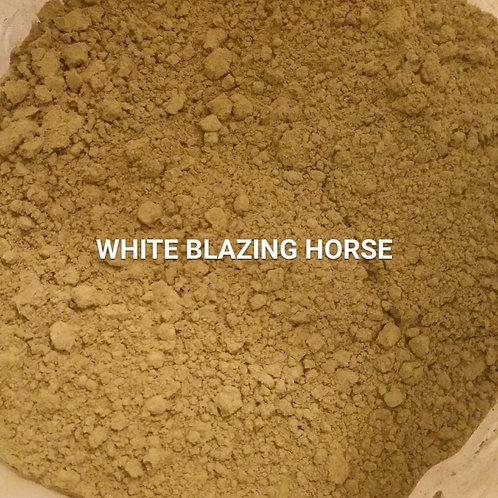 White Blazing Horse Blend (125 grams ) Kratom Powder Mitragyna Speciosa
