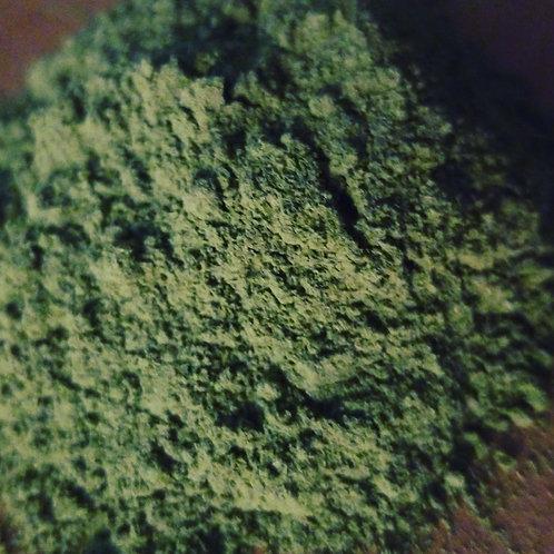 King John's Kratom Powder Green Vien X Blend (125grams) Mitra