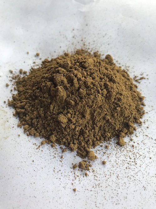 Red Vein Summer Hulu Kaupus (250grams)  Kratom Powder Blend Mitragyna Speciosa