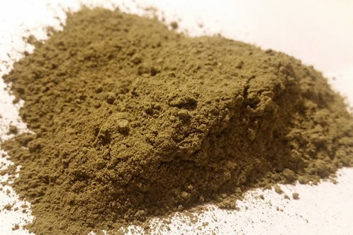 White Focus Fire Kratom Powder Mitragyna Speciosa