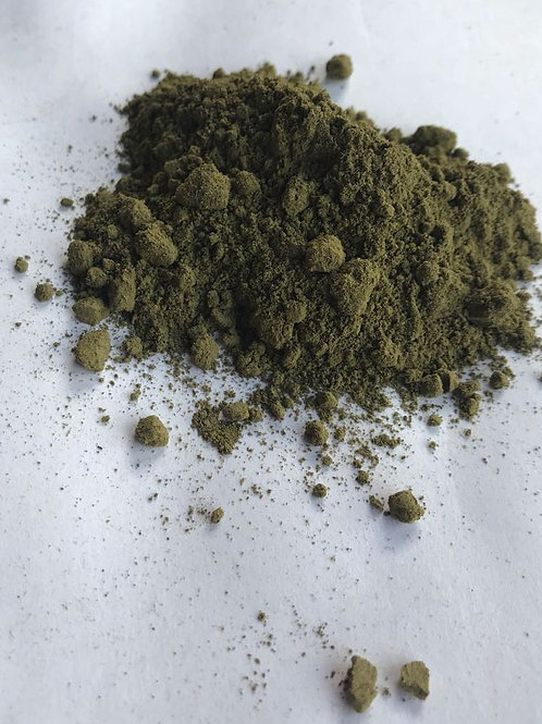 White Rhino Madness Herbal Blend Kratom Powder (125grams) Mitragyna Speciosa