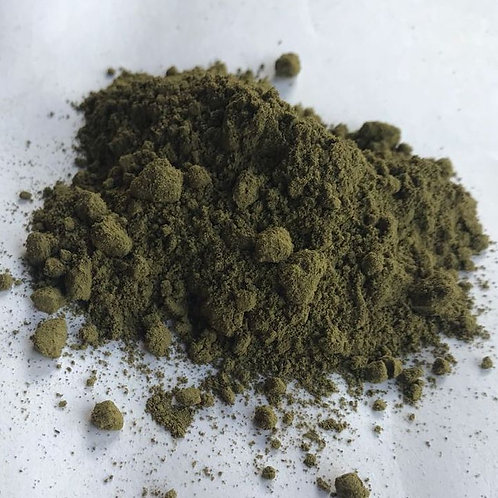 Green Kutai Mitragyna KRATOM Powder 250grams