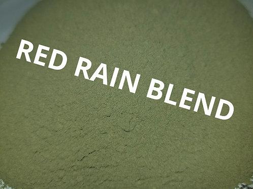 RED RAIN BLEND KRATOM POWDER 1 oz (28 grams)