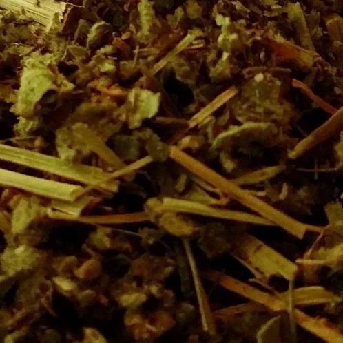 Mytsic Ice Herbal Smoking Blend 1 oz (28 grams) herbal natural incense