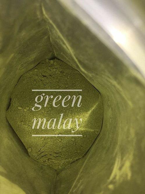 Premium Green Malay Kratom 1kg (1000grams)