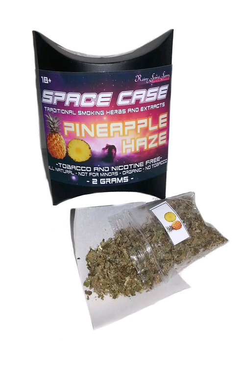 Pineapple Haze flavor 2 grams HERBAL Traditional  Smoking Mix Blend