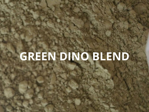 GREEN DINO BLEND KRATOM POWDER  (125 grams) Mitragyna Speciosa
