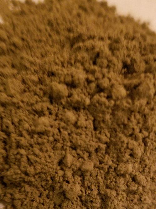 Super Red Vein X Kratom Powder Blend (125grams) Mitragyna Speciosa