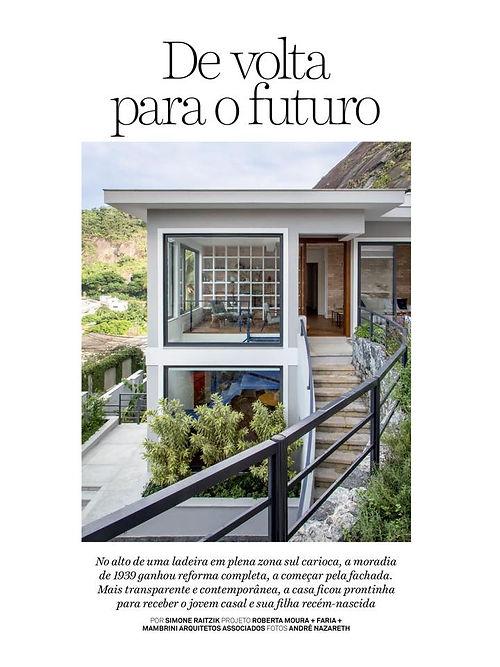 Casa Laranjeiras © Iconicc Construtora -  Barra da Tijuca - Rio de janeiro