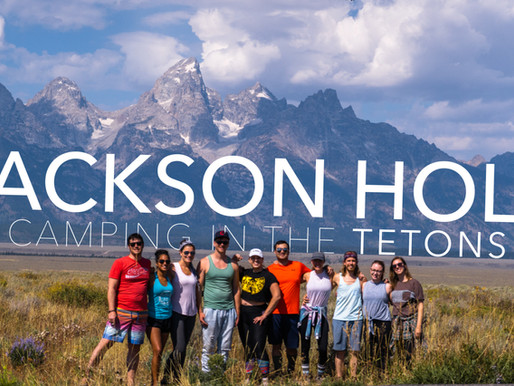 Camping in Jackson Hole | Travel Feature