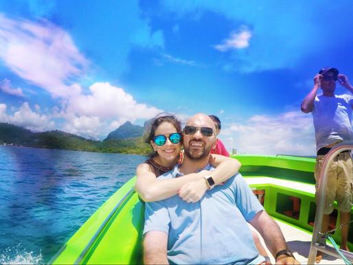 Bora Bora w/ Allan + Christina