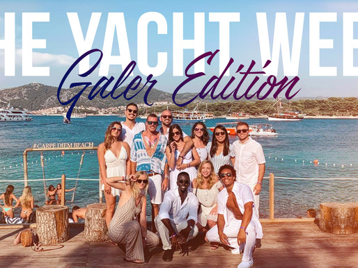 The Yacht Week: The Galer Edition
