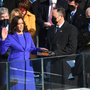 Witnessing #HerStory - Madam Vice President