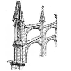 Working of Buttress
