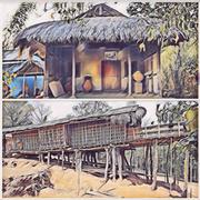Gharo House - Meitei Yumjao