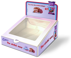 Covered Counter Top Displays (CTUs)
