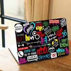 Printed Laptop Skins
