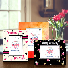 Customized Printed Photo Frames
