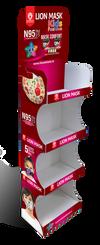 Floor Standing Product Display Unit
