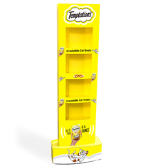 Elipitcal Totem Product Display Unit